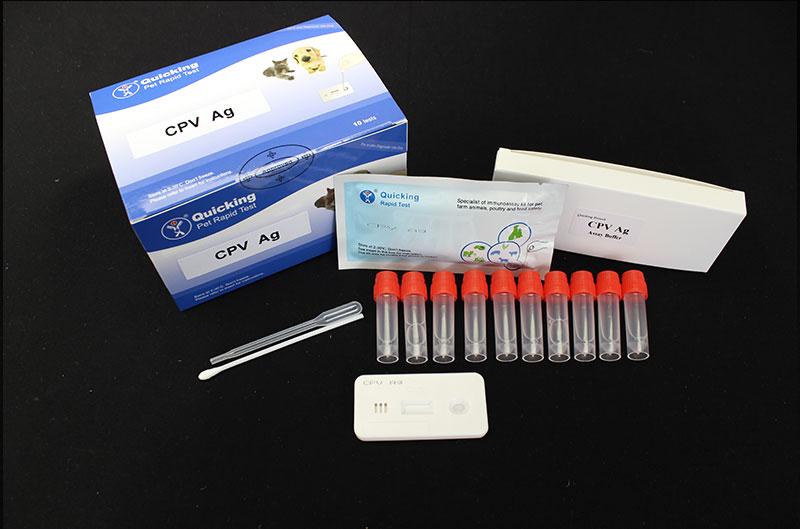 CPV Ag Rapid Test(W81006)