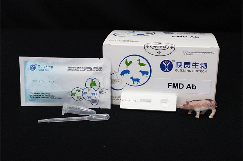 FMD Ab Rapid Test(W81026)